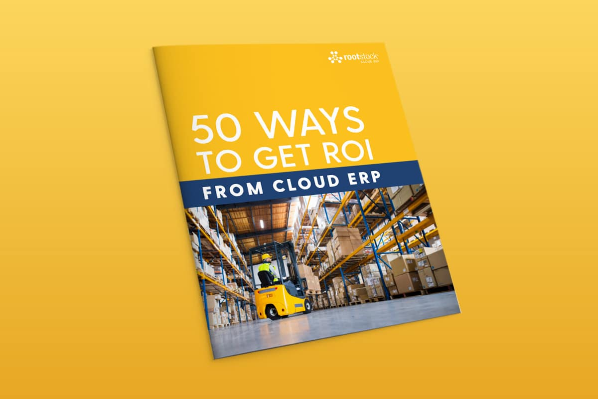 Need a Reason to Get Cloud ERP? Here are 50!
