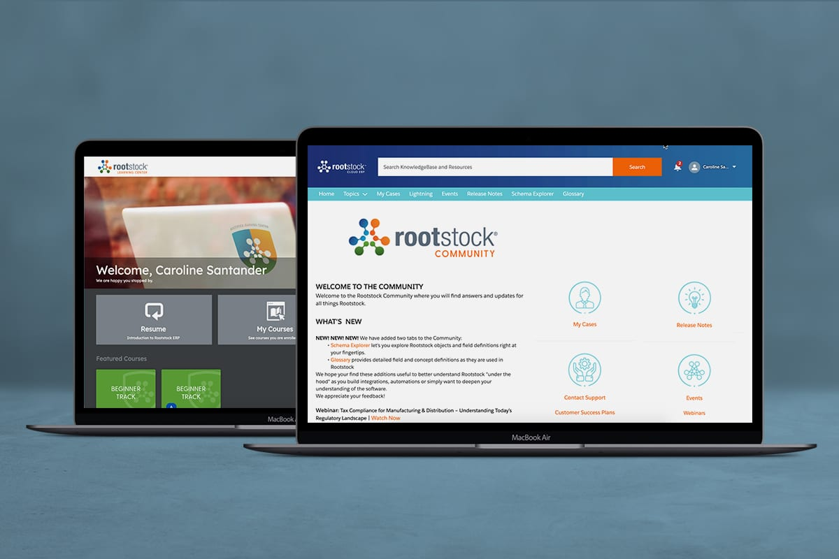 Get the Most Out of Rootstock Cloud ERP with the Rootstock Community