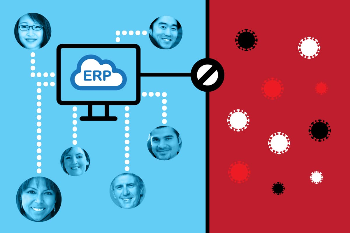 Cloud ERP To The Rescue