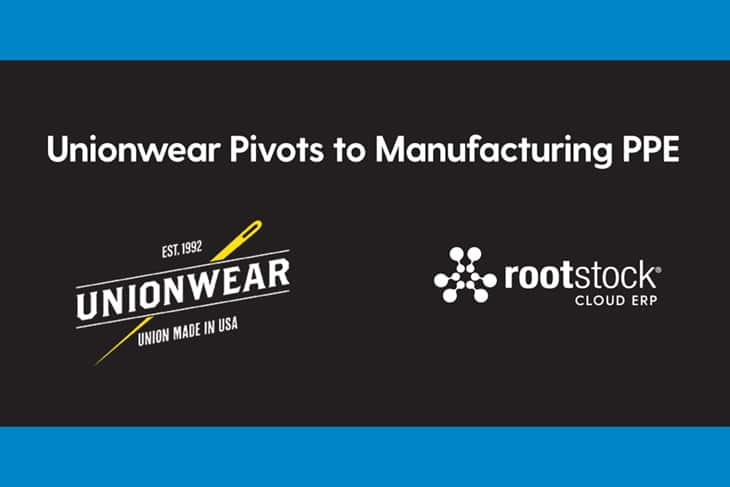 Unionwear Switches to Manufacturing PPE in the Fight against COVID-19