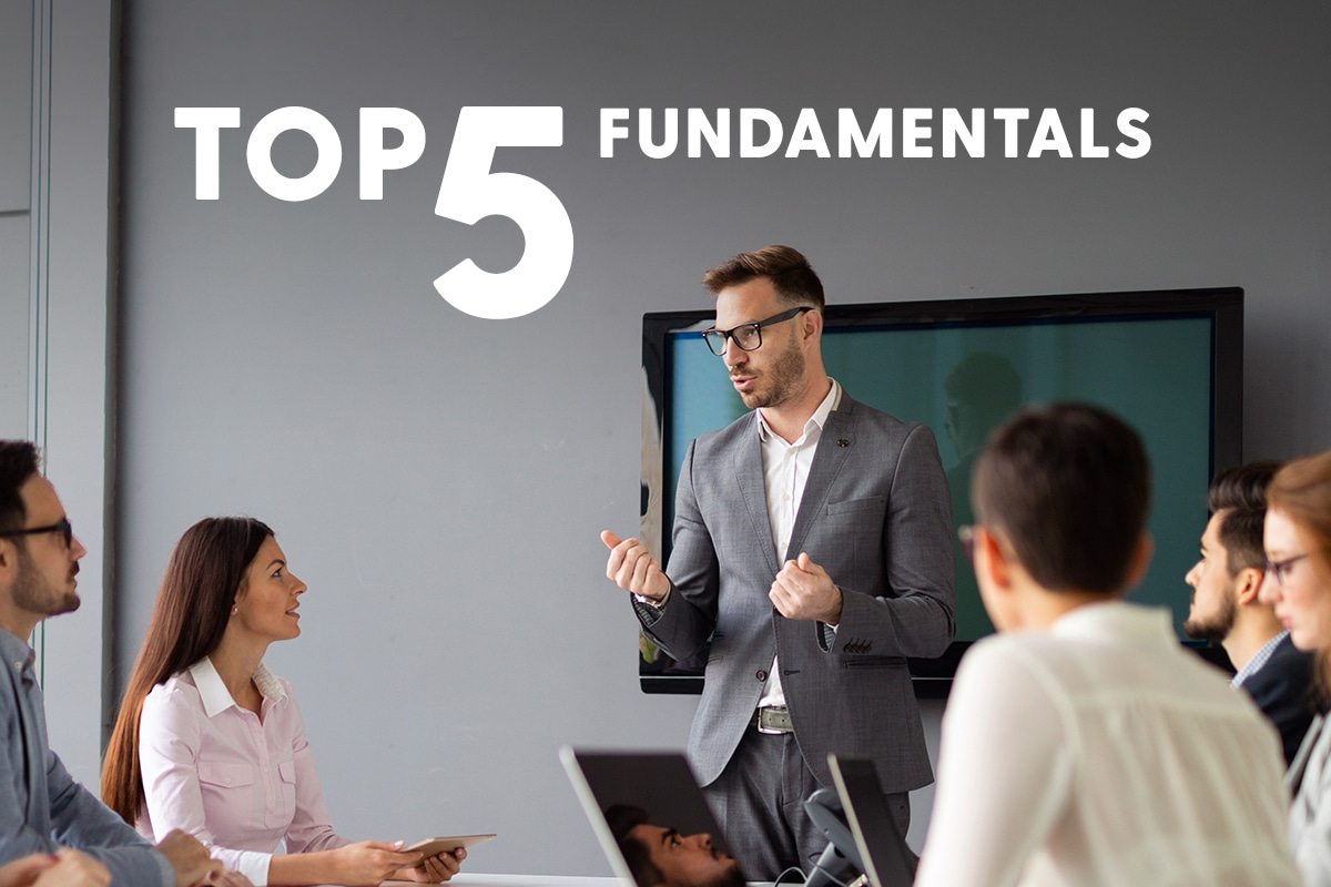 Top 5 Fundamentals of a Successful Cloud ERP Implementation
