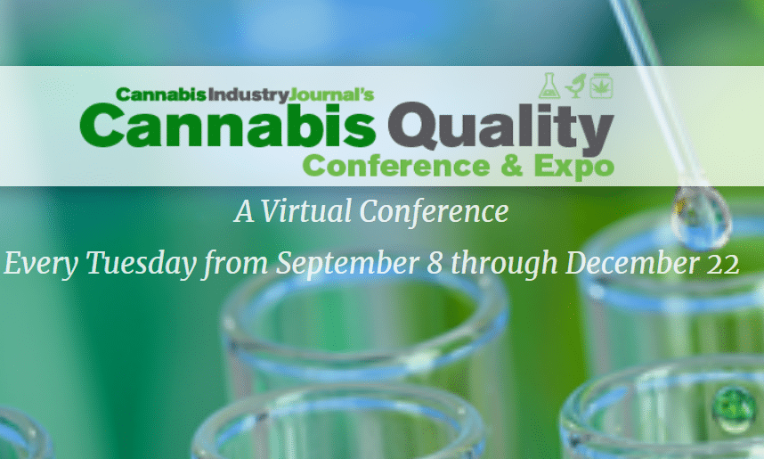Cannabis Quality Virtual Conference Series