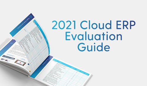 2021 Cloud ERP Evaluation Guide