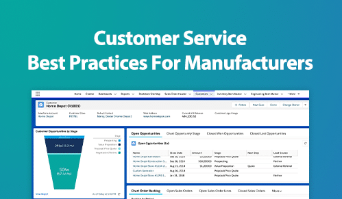 Customer Service Best Practices for Manufacturers
