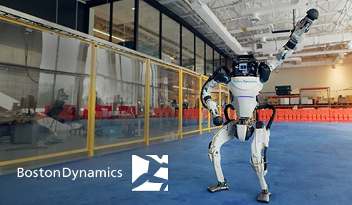 How Robots Won The Digital Transformation Dance At Boston Dynamics